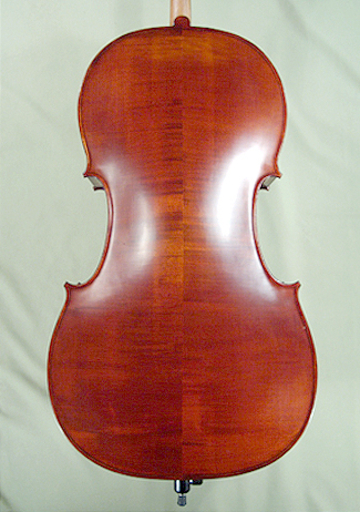 Antiqued 4/4 School \'GENIAL 1-Oil\' Cello on sale