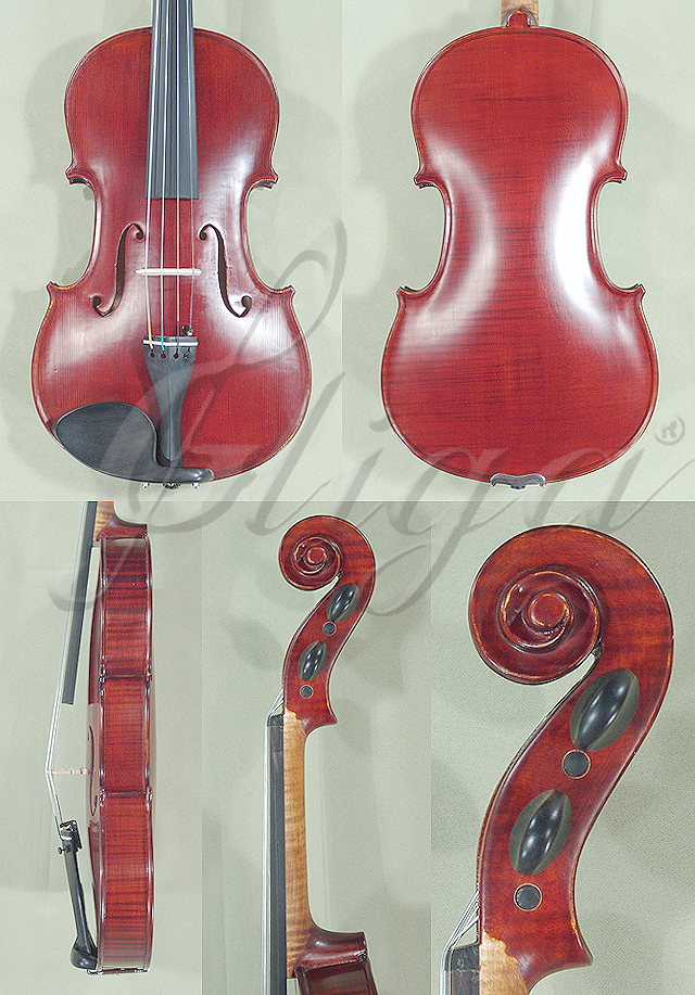 4/4 WORKSHOP 'GEMS 1' One Piece Back Violin Guarneri Model
