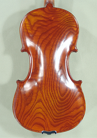 4/4 PROFESSIONAL 'GAMA Super' Ash One Piece Back Violin  on sale