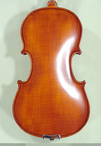 Antiqued 1/2 School 'GENIAL 1-Oil' Left Handed Violin on sale
