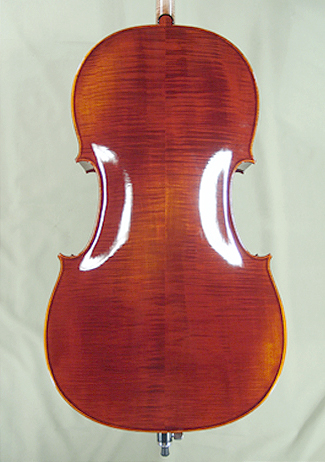Shiny Antiqued 4/4 MAESTRO GLIGA Cello on sale