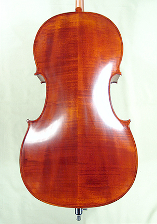 Antiqued 4/4 School 'GENIAL 1-Oil' Cello on sale