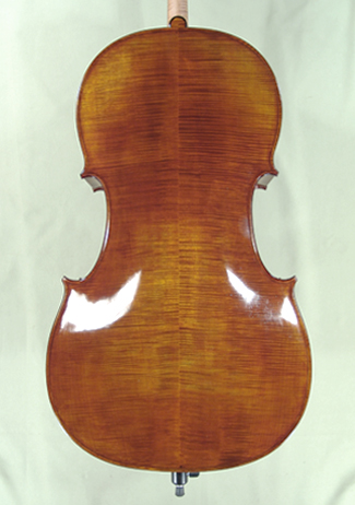 Regular Spirit Varnish 4/4 MAESTRO VASILE GLIGA Cello - 'Feel the Grain!' on sale