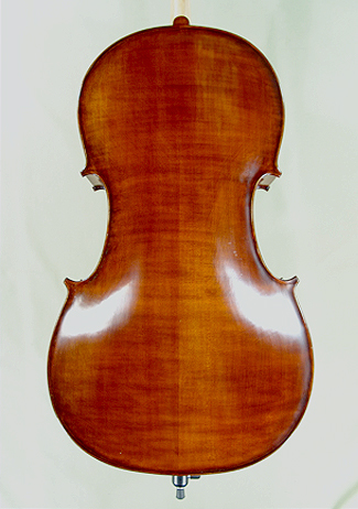 Antiqued 4/4 School 'GENIAL 1-Oil Special' Cello on sale