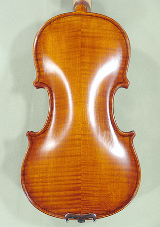 Antiqued 1/4 School 'GENIAL 1-Oil' Left Handed Violin on sale