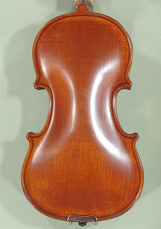 Antiqued 1/10 School 'GENIAL 1-Oil' One Piece Back Violin on sale