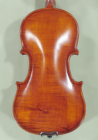 Antiqued 1/10 School \'GENIAL 1-Oil\' One Piece Back Violin on sale