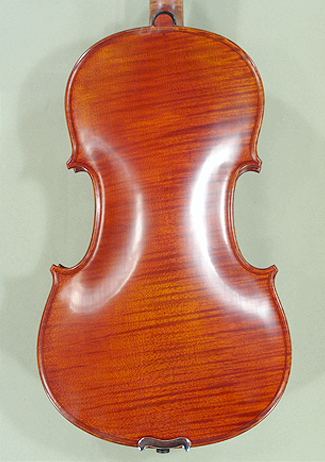 4/4 PROFESSIONAL \'GAMA Super\' Left Handed One Piece Back Violin Guarneri Model on sale