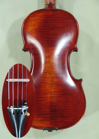 Antiqued 4/4 PROFESSIONAL \'GAMA\' Five Strings Violin on sale