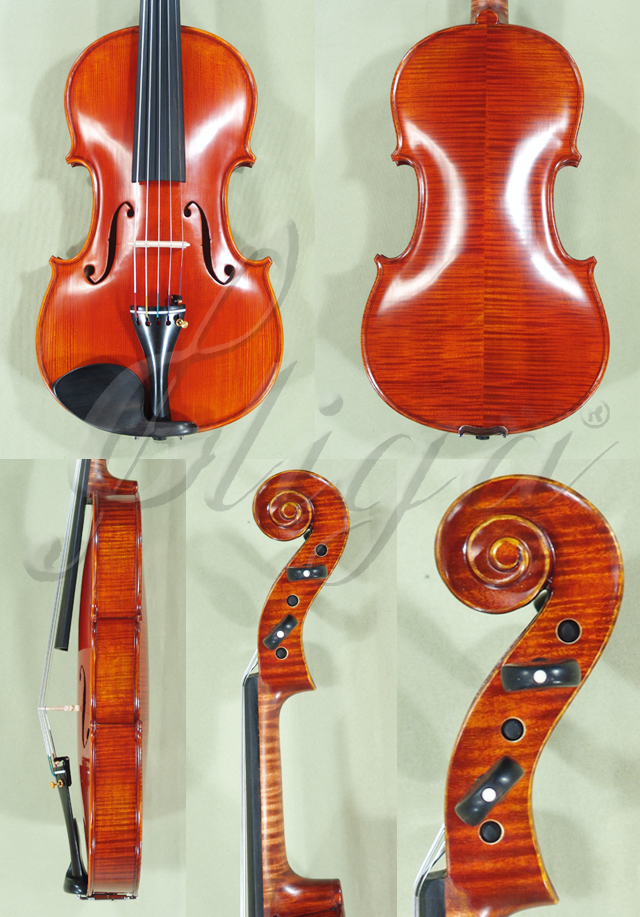 4/4 PROFESSIONAL 'GAMA' Five Strings Violin Guarneri Model