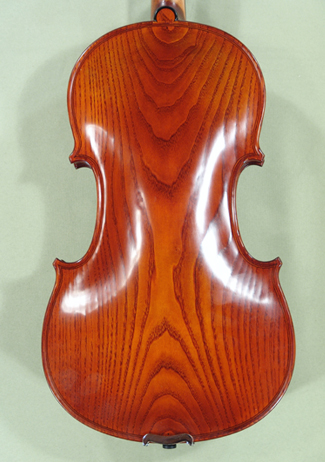 4/4 MAESTRO VASILE GLIGA Ash One Piece Back Violin Guarneri Model  on sale