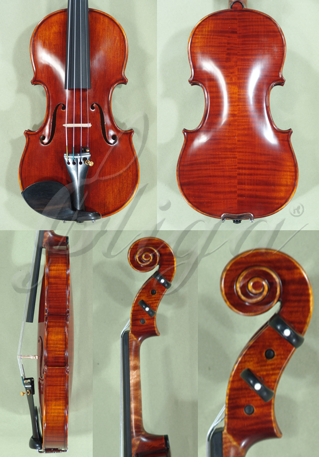 Antiqued 1/4 PROFESSIONAL 'GAMA Super' Violin