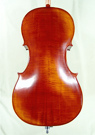 Antiqued 4/4 PROFESSIONAL 'GAMA' Cello 'Piatti 1726' Model on sale