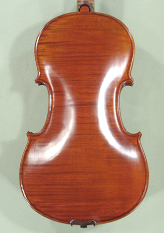 4/4 MAESTRO VASILE GLIGA Left Handed One Piece Back Violin Guarneri Model on sale