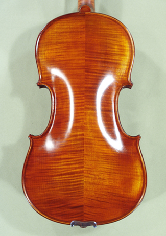 Antiqued Spirit Varnish 4/4 CERUTI CONCERT Violin - 'Feel the Grain!'