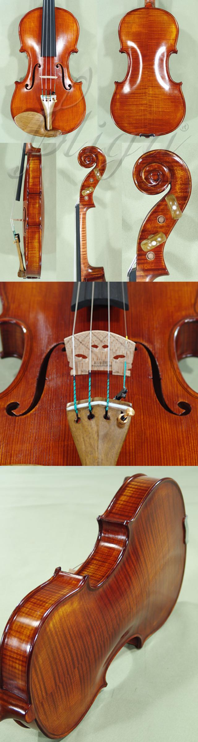 Regular Spirit Varnish 4/4 CERUTI CONCERT Violin - 'Feel the Grain!' Code B6712