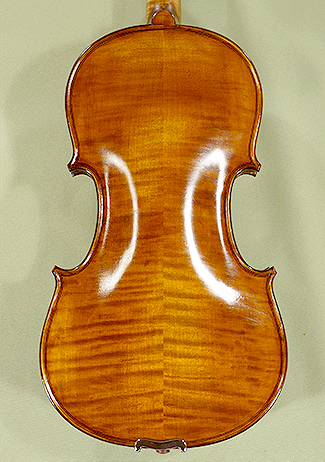 Antiqued 4/4 CERUTI CONCERT Violin - 'Feel the Grain!'