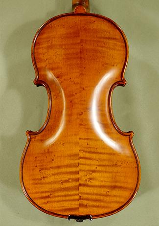 4/4 PROFESSIONAL \'GAMA\' Bird\'s Eye Maple Violin on sale