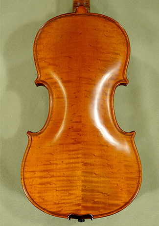 4/4 PROFESSIONAL 'GAMA' Bird's Eye Maple Violin on sale