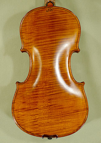 Regular Spirit Varnish 4/4 MAESTRO VASILE GLIGA One Piece Back Violin - \'Feel the Grain!\' on sale