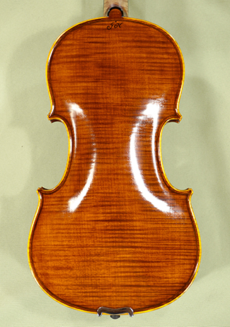 Antiqued Spirit Varnish 4/4 MAESTRO GLIGA One Piece Back Violin - 'Feel the Grain!' on sale