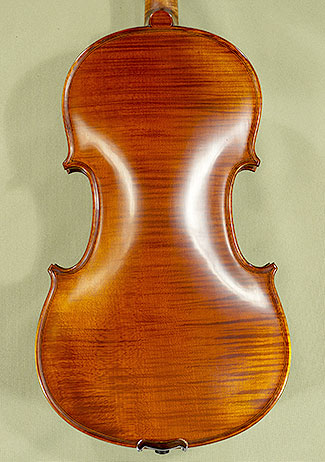 Antiqued 4/4 PROFESSIONAL 'GAMA Super' One Piece Back Violin Guarneri Model on sale