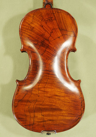 4/4 MAESTRO VASILE GLIGA Wild Beech One Piece Back Violin on sale