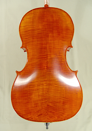4/4 PROFESSIONAL 'GAMA Super' Cello Italian Model on sale
