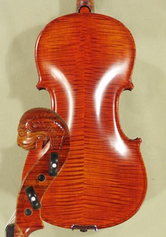 4/4 MAESTRO VASILE GLIGA Tyrolean Lion Scroll 'Tyrolean' Scroll Violin  on sale