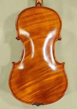 4/4 MAESTRO VASILE GLIGA Inlaid Double Purfling One Piece Back Violin Guarneri Model on sale
