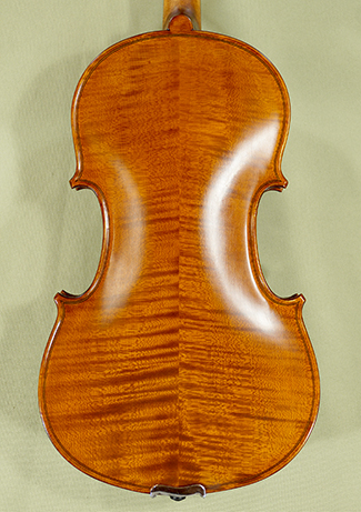 Antiqued 4/4 ADVANCED Student \'GEMS 2\' Violin Guarneri Model on sale