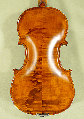Antiqued 4/4 WORKSHOP 'GEMS 1' Wild Maple Violin on sale
