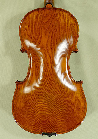 4/4 MAESTRO VASILE GLIGA Ash One Piece Back Violin on sale