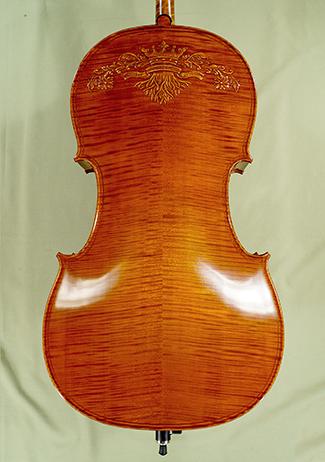 4/4 MAESTRO VASILE GLIGA Inlaid Double Purfling Cello on sale