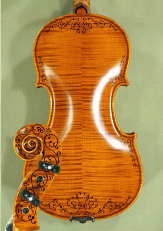 4/4 MAESTRO VASILE GLIGA Special Inlaid Purfling Violin on sale