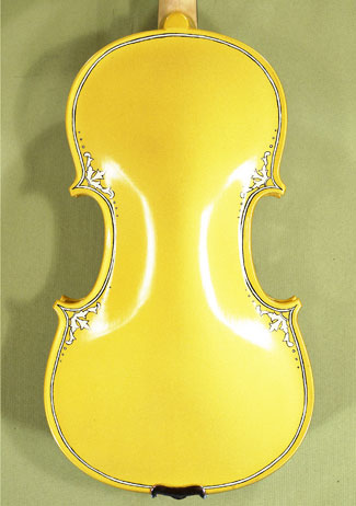 4/4 ADVANCED Student 'GEMS 2' Painted Golden Arabesque Violin on sale