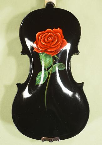 1 2 39 gems 2 39 student black violins a black 1 2 39 gems 2 39 student violin made in romania. Black Bedroom Furniture Sets. Home Design Ideas