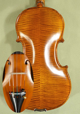 4/4 PROFESSIONAL \'GAMA\' Five Strings Violin Guarneri Model on sale