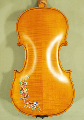 4/4 WORKSHOP 'GEMS 1' Painted Arabesque Violin on sale