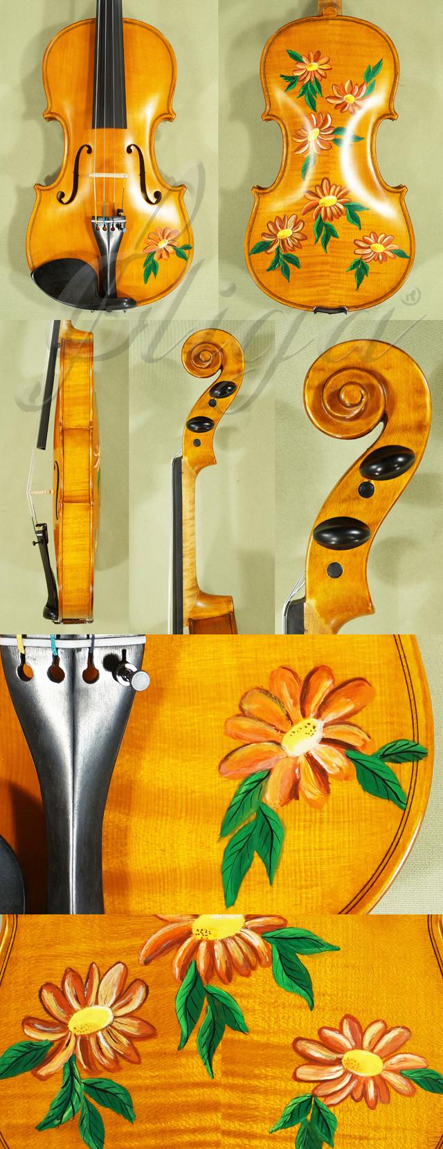 4/4 WORKSHOP 'GEMS 1' Flowers Violin