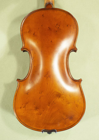 Antiqued 4/4 WORKSHOP \'GEMS 1\' Bird\'s Eye Maple One Piece Back Violin on sale