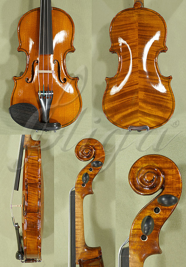 Shiny Antiqued 1/32 WORKSHOP 'GEMS 1' Violin