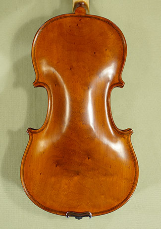 Antiqued 3/4 School \'GENIAL 1-Oil Special\' Bird\'s Eye Maple One Piece Back Violin on sale
