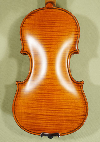Antiqued 1/4 WORKSHOP 'GEMS 1' One Piece Back Violin on sale