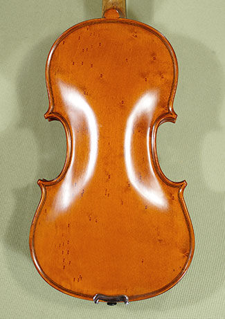 1/4 ADVANCED Student \'GEMS 2\' Bird\'s Eye Maple One Piece Back Violin on sale