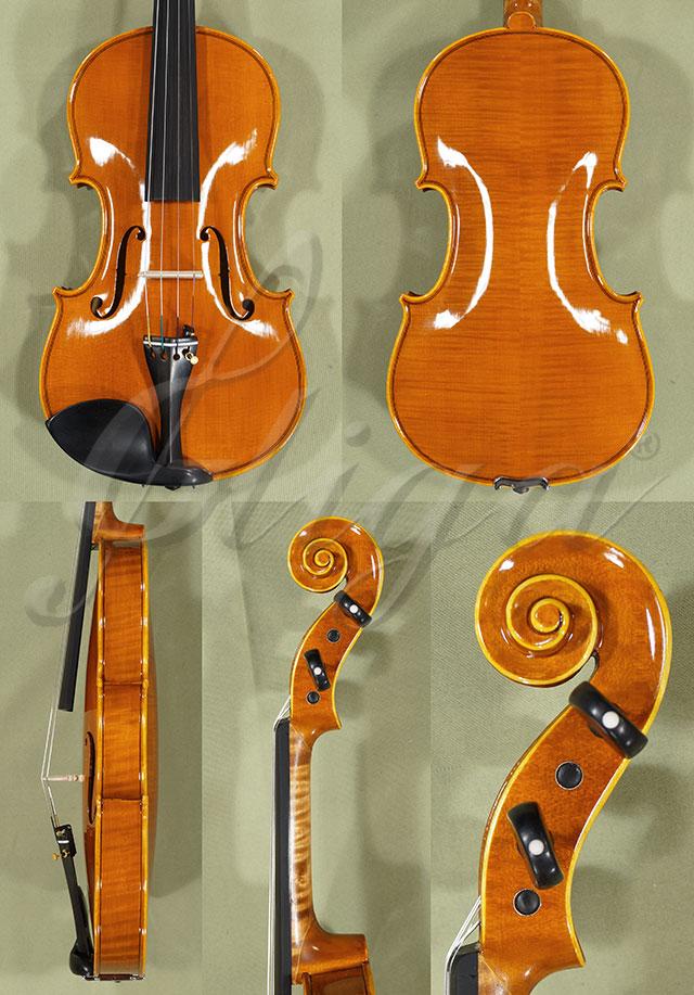 Shiny 4/4 PROFESSIONAL 'GAMA' Violin