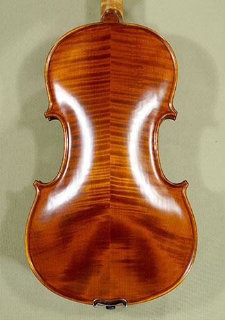Antiqued 4/4 PROFESSIONAL \'GAMA\' Violin Guarneri Model on sale