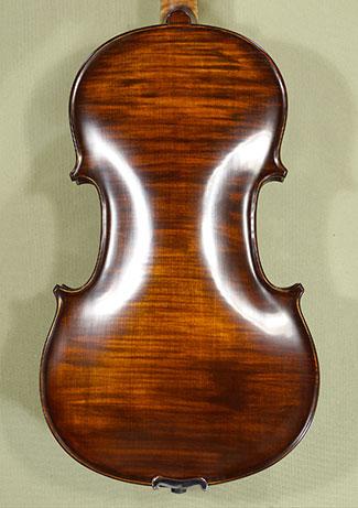 Antiqued 4/4 PROFESSIONAL \'GAMA Super\' Special One Piece Back Violin Guarneri Model on sale