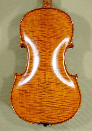 4/4 PROFESSIONAL \'GAMA\' Left Handed Violin Guarneri Model on sale