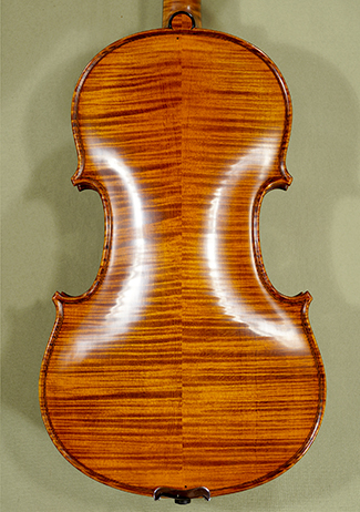 4/4 MAESTRO VASILE GLIGA Left Handed Violin Guarneri Model on sale